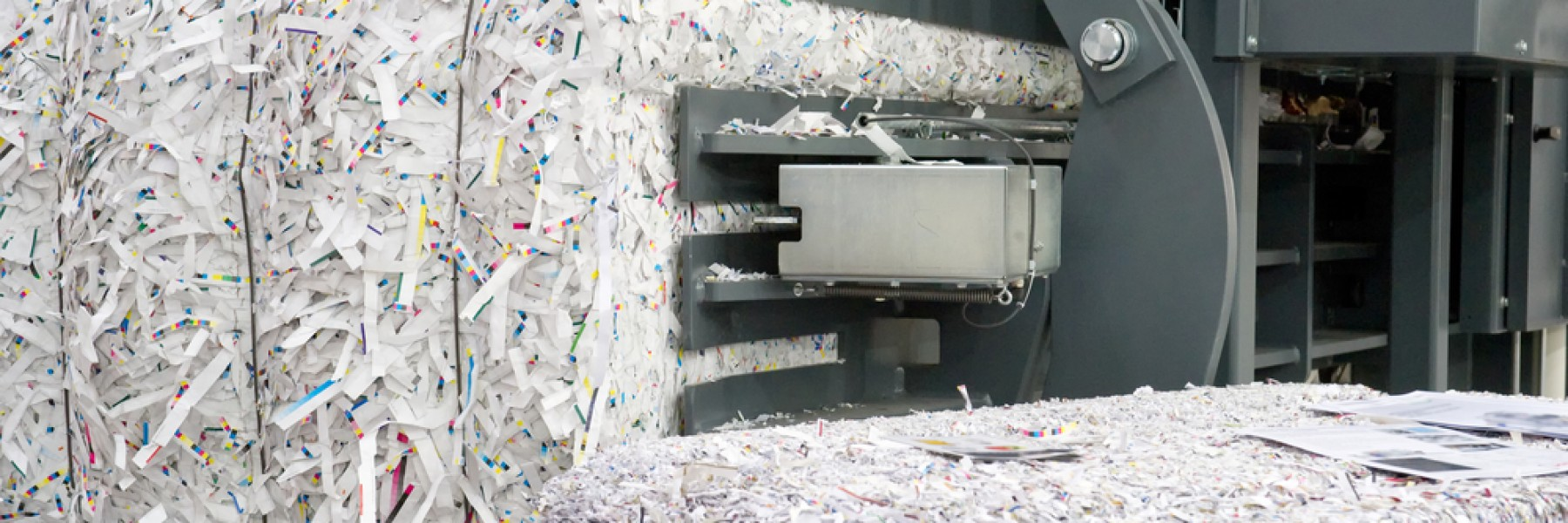 Secure Paper Shredding