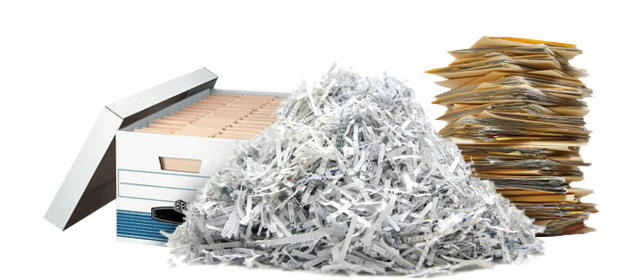 massachusetts shredding service